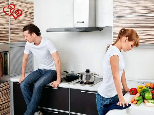 Как помириться с мужем: советы психолога