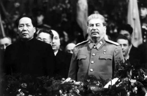 Почему Сталин отказался присоединять Китай к СССР