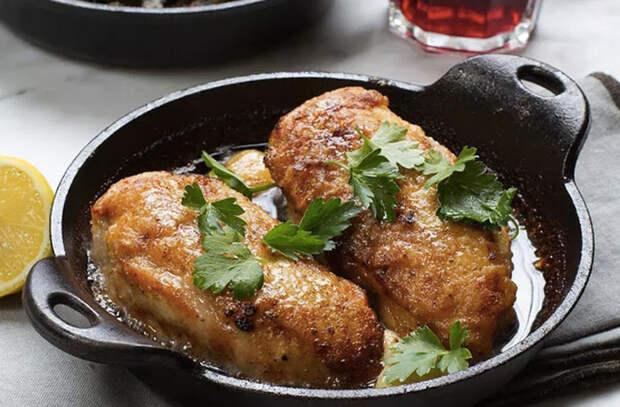 Блюда из курицы для ленивых: вкуснота за 30 минут