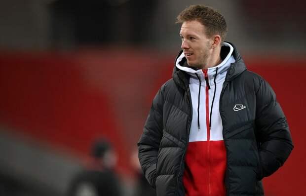 Нагельсман исключил возможность своего ухода из «Лейпцига» в дортмундскую «Боруссию»