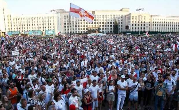 Польские уши белорусских протестов