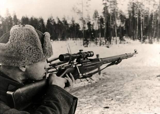 В кого не стреляли снайперы Второй мировой