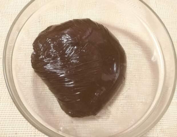 Корейский рецепт шоколадных трюфелей всего из 2-х ингредиентов