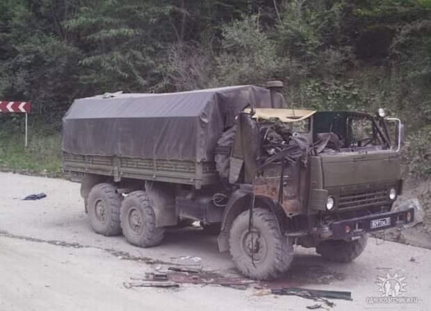 Фотографии времен боевых действий в Чечне (46 фото)