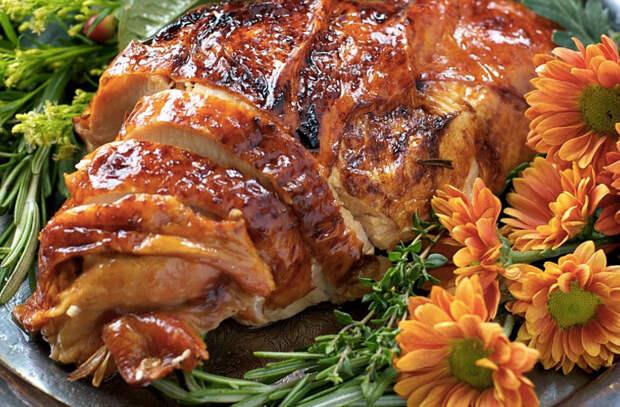 Потрясающие блюда, которые можно приготовить из индейки
