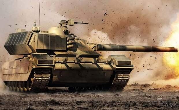 Перспективный танк, который остался без будущего. /Фото: youtube.com