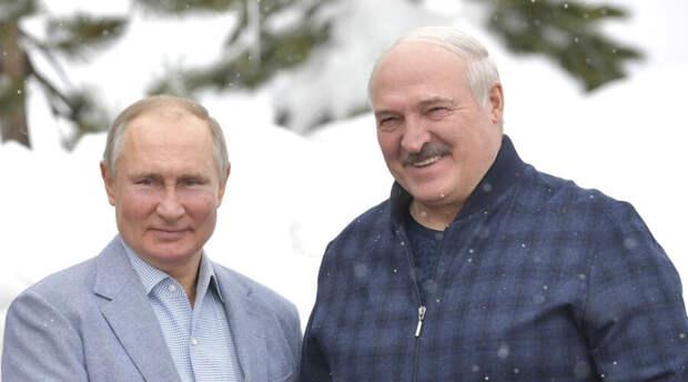 Александр Лукашенко не устрашился опасности и все равно встретится с Владимиром Путиным