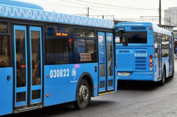 Компенсационные автобусы запустят от станции МЦД-1 «Окружная»