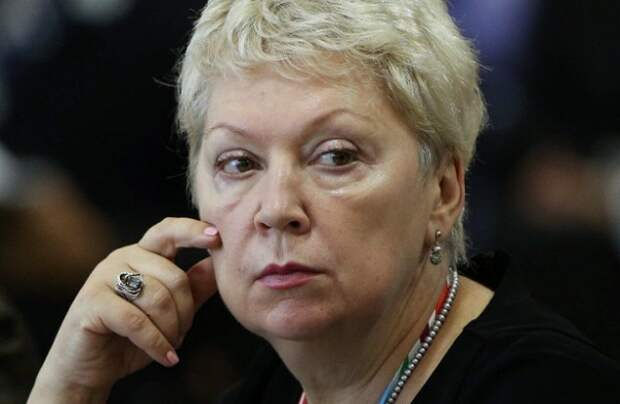 В России правят блондинки