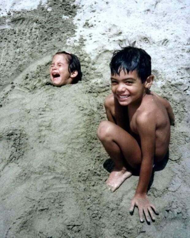 А вы уже открыли пляжный сезон?
