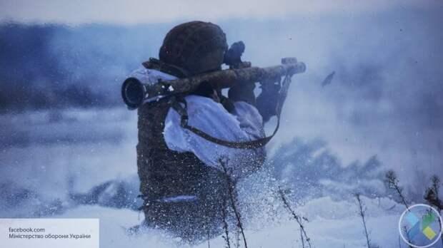 Обстановка на Донбассе накаляется: ВСУ обстреляли Горловку