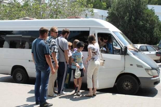 Севастопольцы будут ездить в маршрутках по фиксированной цене