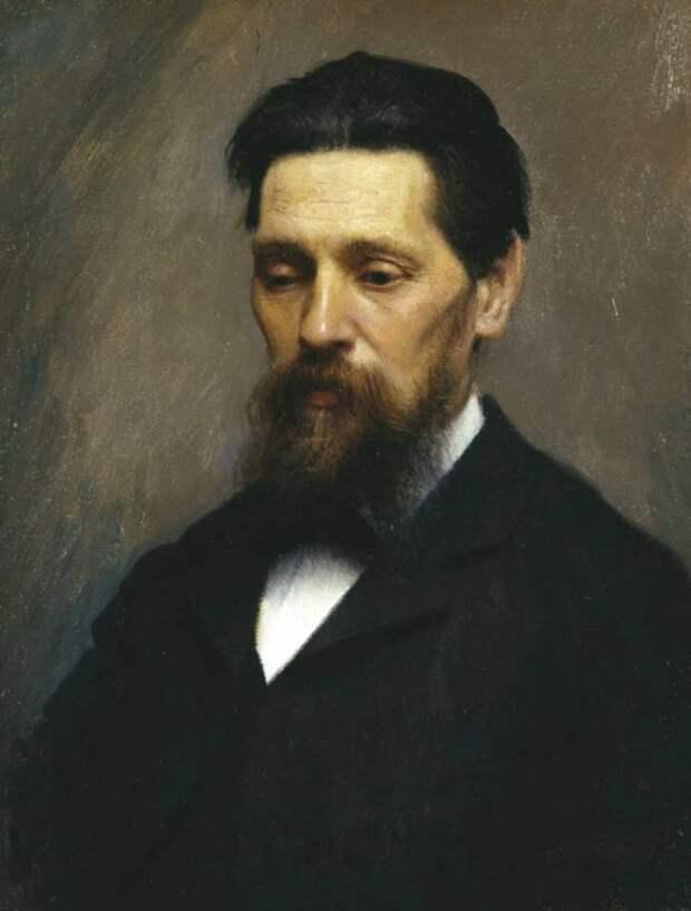 Художник Киселёв А.А. (1838–1911 годы).