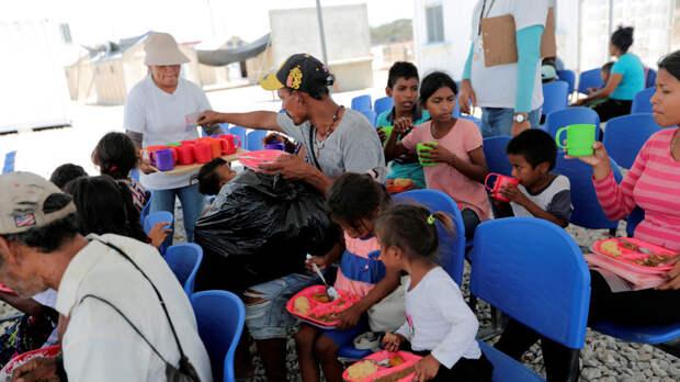 В ООН рассказали о 4,3 млн беженцев из Венесуэлы