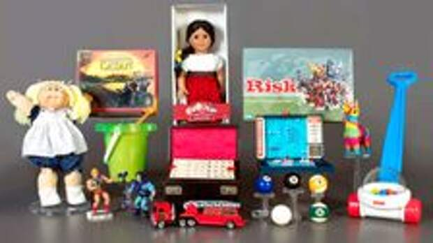 Sand, Piñatas Among Newest Inductees Into Toy Hall Of Fame