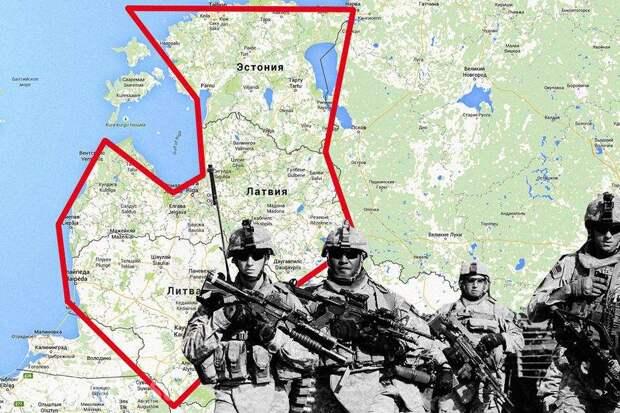 Эстония собралась говорить с Россией на «языке силы»
