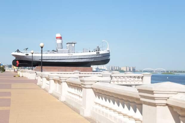 Новый катер появится в прогулочном флоте Нижнего Новгорода