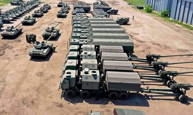 России все сложнее избежать сценария ввода войск на Украину