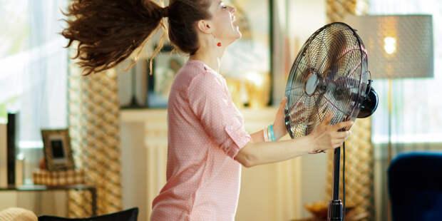 Названы способы охладиться в жару без кондиционера