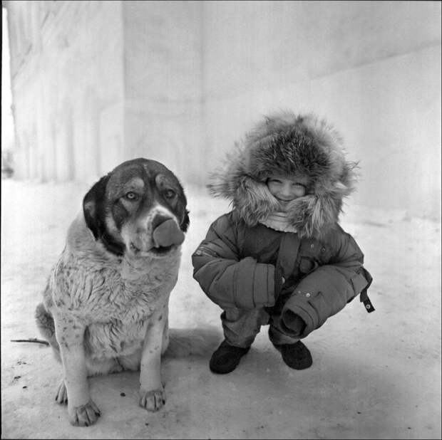 Негород в снимках красноярского фотографа Александра Кустова 26