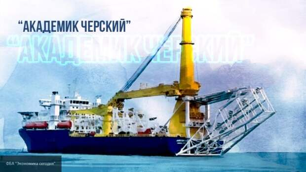 «Ждут, когда им дадут отмашку»: Юшков озвучил сроки запуска «Северного потока-2»