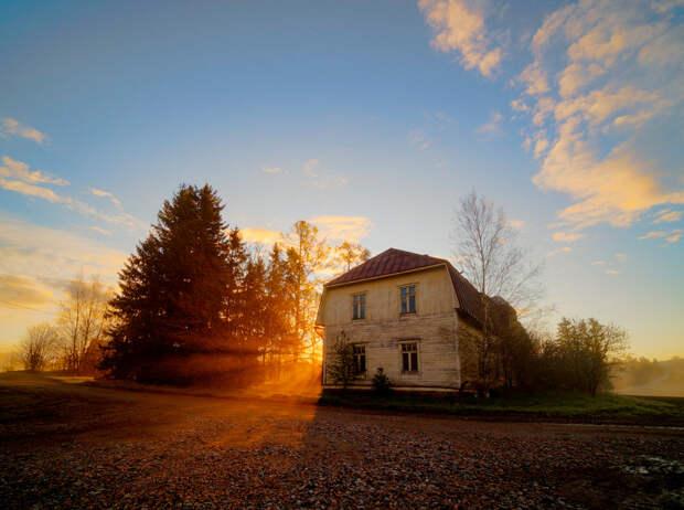 Sunrise by Pasi Santavuori on 500px.com