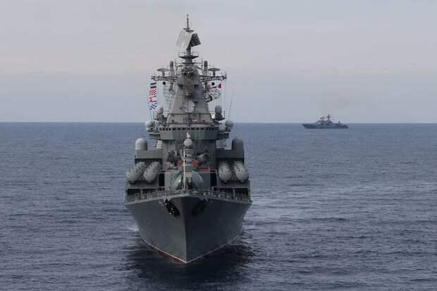 Флот России в предполагаемой будущей войне