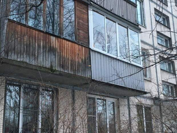 Наши балконы — самые улётные балконы в мире