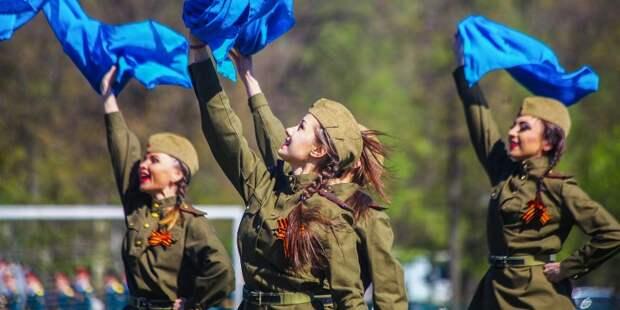 Афиша СЗАО: празднуем 75-летие Парада Победы на Красной Площади
