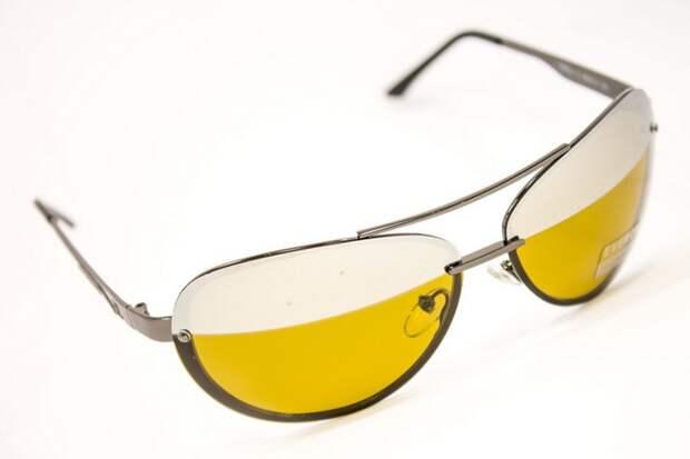 Антибликовые солнцезащитные очки «Антифара».