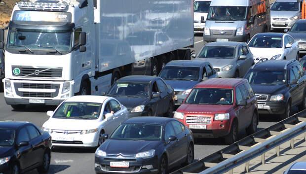 Число ДТП со смертельным исходом с участием грузовиков выросло в Подмосковье за неделю