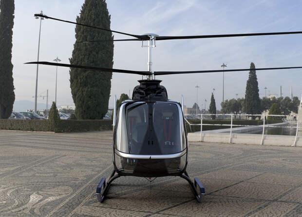 В Подмосковье испытали несущий винт первого российского однодвигательного вертолета