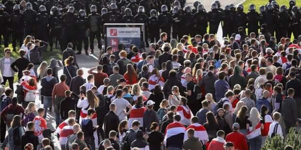В США сенаторы подготовили резолюцию о санкциях против белорусских чиновников, причастных к разгону протестов