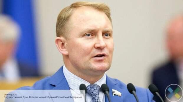 Шерин: Россия готова защищать Донбасс в случае нападения Украины