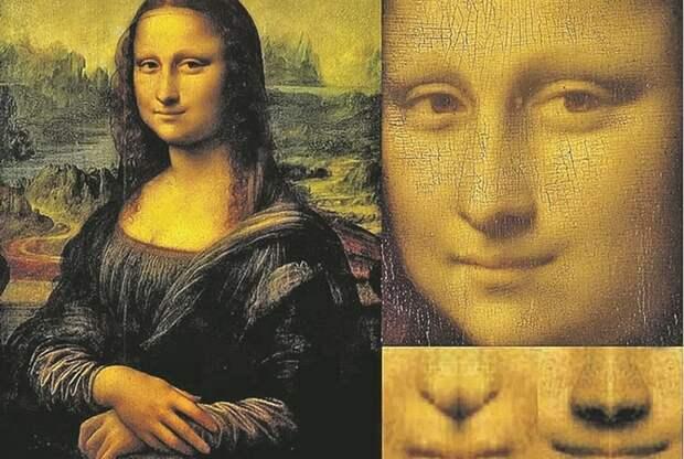 Секрет Моны Лизы. Кто на самом деле изображен на картине?