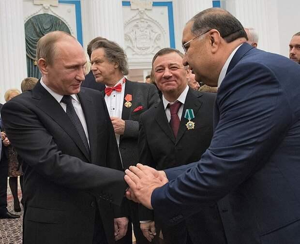 Смогут ли элиты предать Путина? Если сегодня еще нет, то завтра – да!