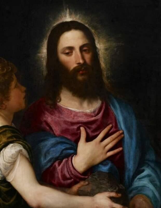 художник Тициан Вечеллио (Tiziano Vecellio) картины – 13
