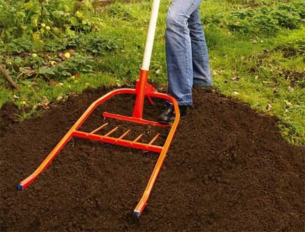 1. Чудо-лопата для вскапывания огорода дача, дачники, дачные инструменты, дачный инвентарь