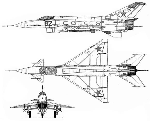 Конструкция самолета Е-8