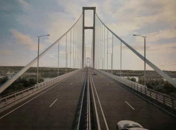 У Развожаева поддерживают жизнь в проекте моста Овсянникова