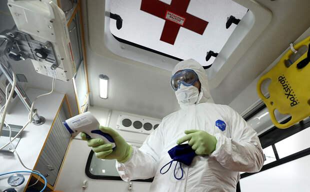 В 5 округах Подмосковья за сутки не выявили ни одного случая коронавируса