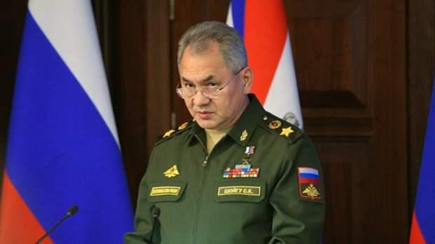 Шойгу назвал самую страшную угрозу для России
