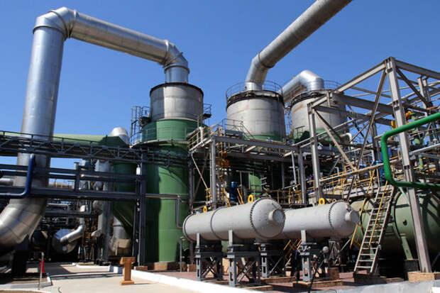 Завод, отравивший север Крыма, полностью остановил производство