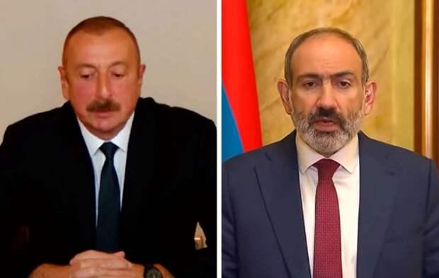 Алиев против Пашиняна. Павел Шипилин