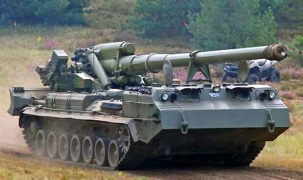 Россия будет стирать врага в порошок «божественной» артиллерией