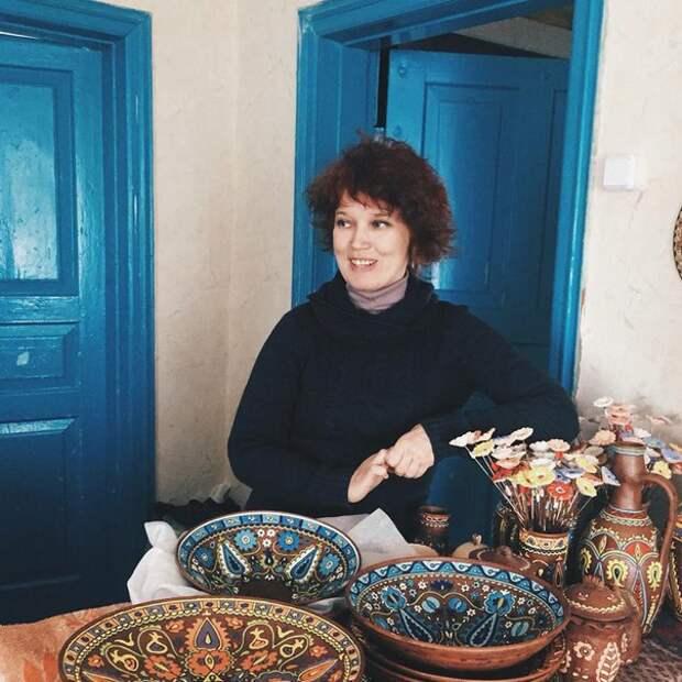 Марина Курукчи – представитель творческого бизнеса