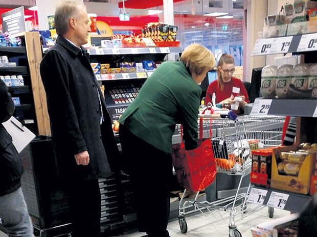 Скромно, просто, без излишеств: как живет Ангела Меркель