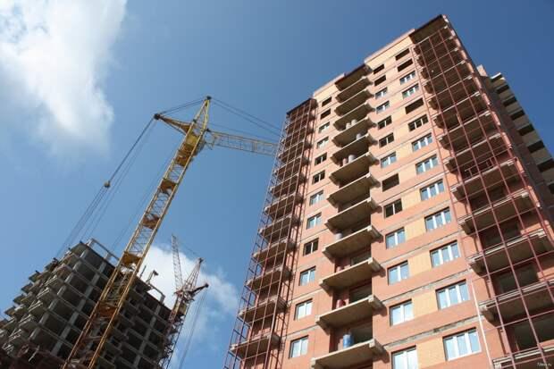 Росстат: в России объём ввода жилья в 1-м квартале  вырос на 4,1%