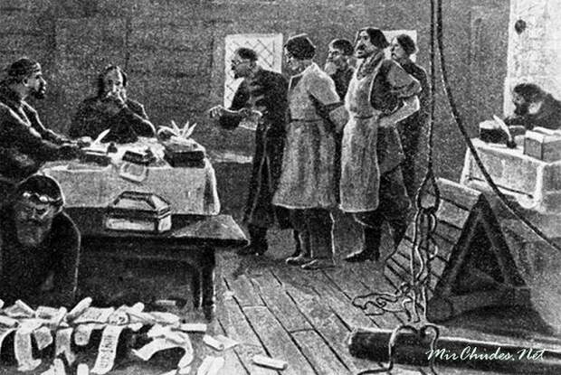 Клятва 1613 г. Отданная на откуп иноземцам страна