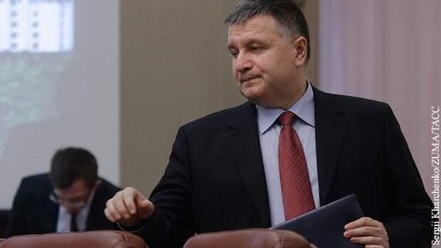 Арсен Аваков уволен с должности главы МВД Украины